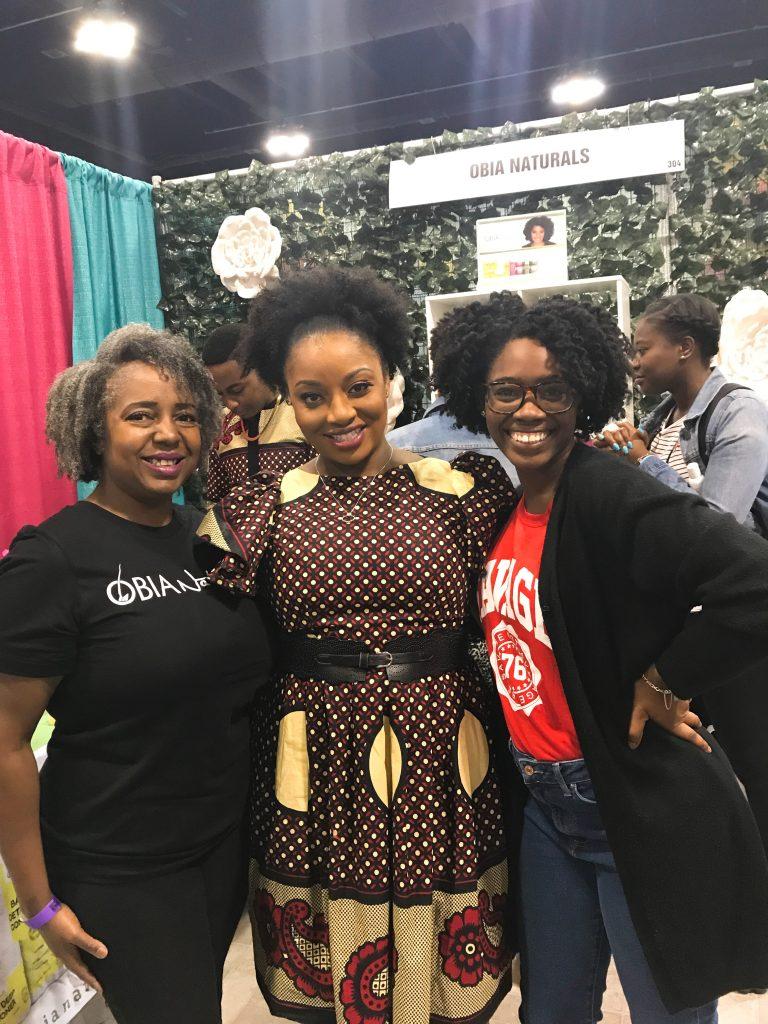Obia Natural, World Natural Hair Show,
